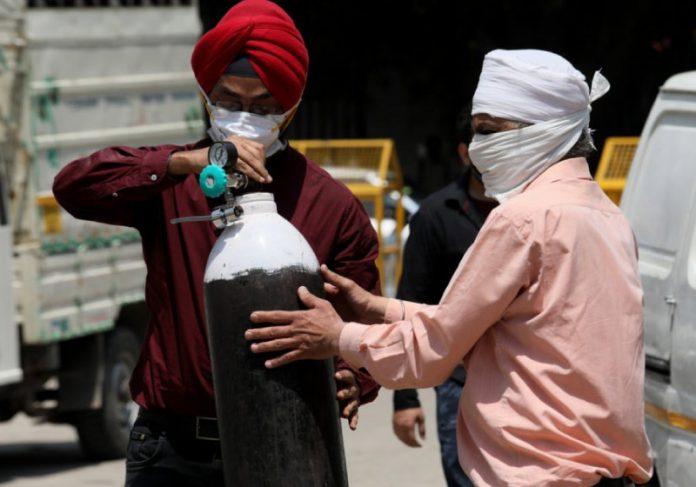A médica conseguiu comprar oxigênio, insumos e EPIs para os médicos. - Foto: reprodução