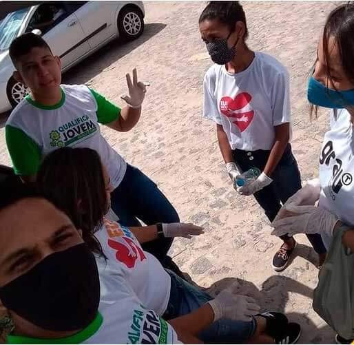 Crianças e adolescentes são atendidas em todo o estado. - Foto: reprodução Instagram @euamomeuproximooficial