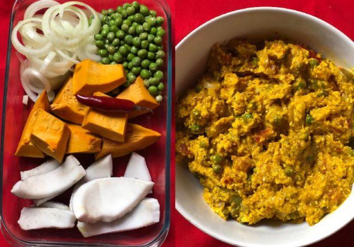 Ingredientes da moqueca de banana verde, prato de estreia da coluna vegan do Só Notícia Boa - Fotos: Patrícia Varela