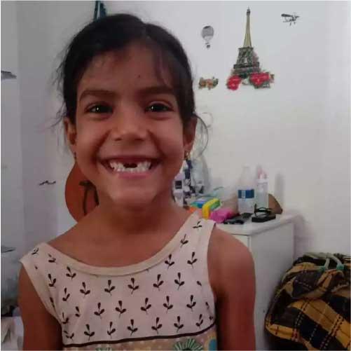 Ana Luísa - Foto: arquivo pessoal