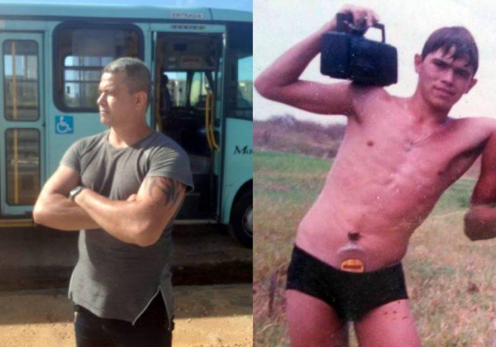 Marcos Luvinha largou a dependência em cigarro e bebida malhando e quer ajudar outras pessoas - Fotos: arquivo pessoal