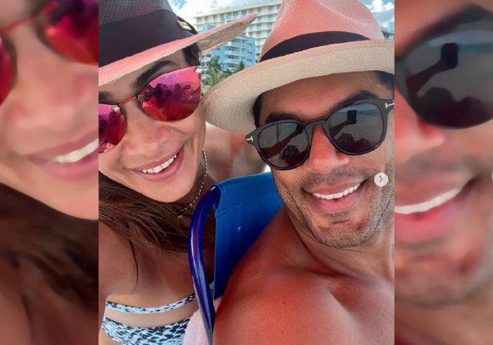 Fernanda pediu para Erick dormir na casa dela naquela noite e salvou o namorado - Foto: reprodução / Instagram