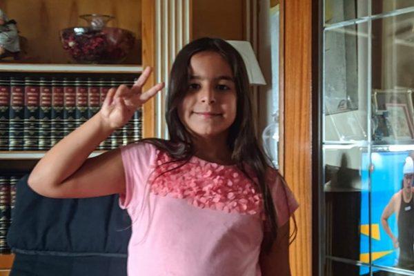Sarah - Foto: arquivo pessoal