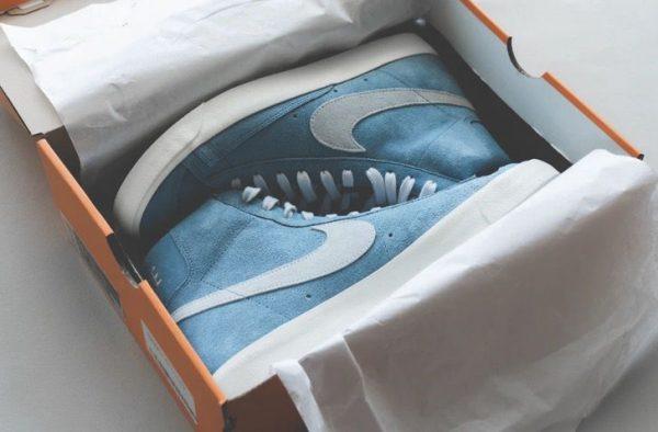 Sapato presenteado pela vendedora- Foto: arquivo pessoal
