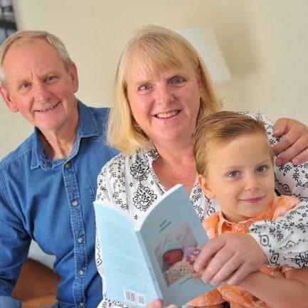 Louise e família - Foto: reprodução Instagram