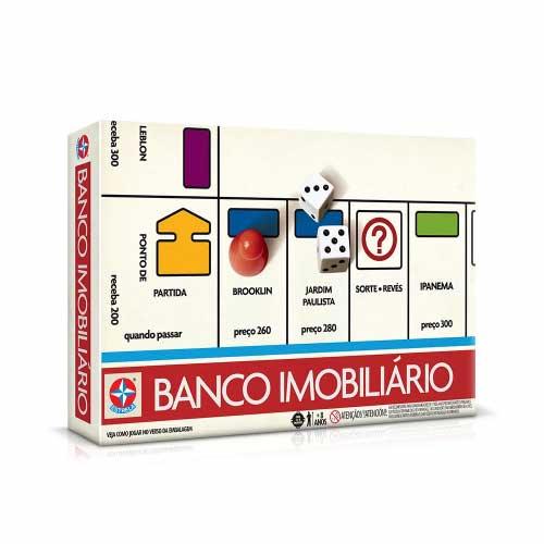 Banco Imobiliário - Foto: divulgação