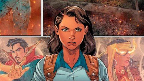 Nina, a Conjuradora - Foto: reprodução