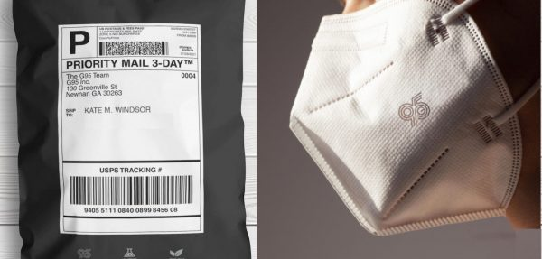 A empresa paga pelo retorno das máscaras para serem recicladas - Fotos: divulgação