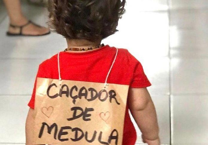 O projeto Caçadores de Medula começou com o drama pessoal do André, diagnosticado com leucemia em 2018 - Foto: arquivo pessoal