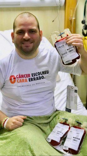 André mantém o projeto após cirurgia - Foto: arquivo pessoal