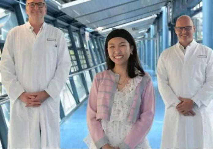 Paciente optou por uma terapia imunogenética experimental em março e foi curada do lúpus - Foto: Universidade-Hospital Erlangen