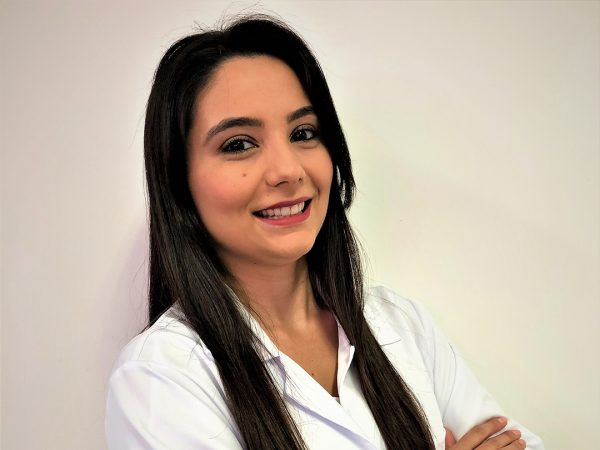 Mariana Grancieri, autora da pesquisa - Foto;: arquivo pessoal
