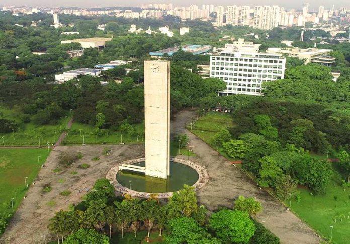 A USP aparece novamente em primeiro no ranking das melhores universidades do Brasil - Foto: reprodução / Jornal da USP