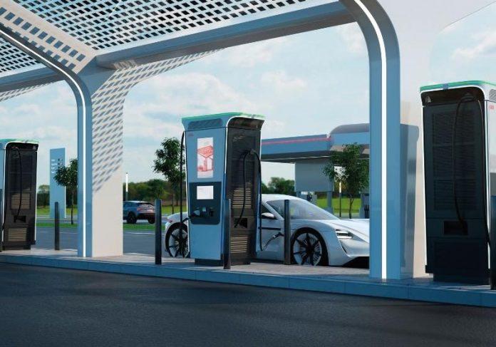 Carregador consegue gerar autonomia em veículos elétricos de forma rápida. Apenas 15 minutos para