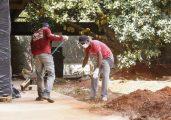 Trabalhadores contratados pelo Casacor Brasília são atendidos por projeto social no Distrito Federal - Foto: Renato Raphael/Sedes
