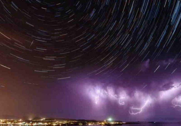Os meteoros orionídeos são rastros do cometa Halley e devem ser vistos no Brasil Foto: Marc Sendra Martorell