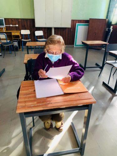 Blanca faz planos para o ensino médio - Foto: arquivo pessoal