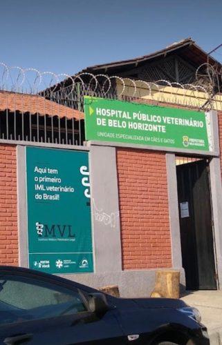 O IMVL funcionará dentro do Hospital Público Veterinário - Foto: reprodução