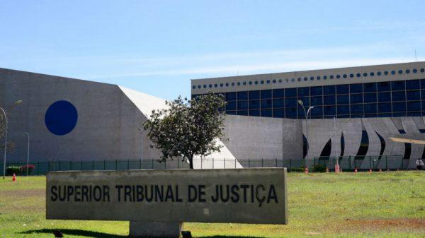 Entrada do STJ, Superior Tribunal de Justiça, em Brasília - Foto: Marcello Casal Jr / Agência Brasil
