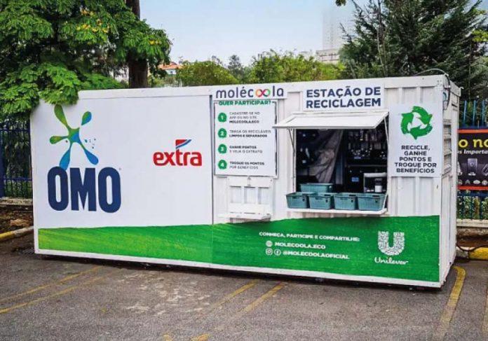 Extra e Unilever se unem para incentivar o consumo consciente e a reciclagem de produtos - Foto: divulgação